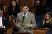 Ryan kick starts debate on tax reform