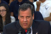 Christie relishes in media swoon