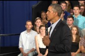 Obama calls MLK speech tough to write
