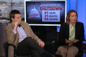 Lawmakers spotlighting outrage over shutdown