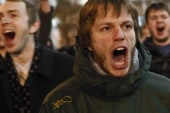 Russian officials sanction opposition rally