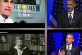 Obama, Romney place focus on each other
