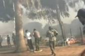 Libya blazes forward