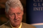 Bill Clinton responds to Hillary 2016...