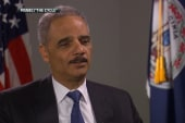 Holder: Snowden broke the law