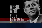 'Where were you the day JFK died?'