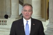 Kaine: 'It's better to do two-year budgets'