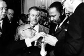 Examining LBJ's civil rights legacy