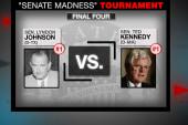 Senate Madness reaches final four