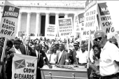 Thousands reflect on civil rights legacy