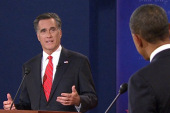 Romney uses 'middle income' often during...