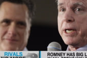 McCain: Romney has best chance to win
