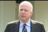 McCain 'can't support' Senate resolution...