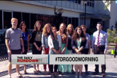 Interns wish the Daily Rundown a good morning