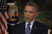 Obama on monitoring Iran's nuclear programs