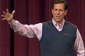 Considering Santorum's electability