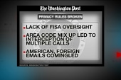 Report: NSA violated privacy laws