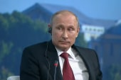 Putin: Sanctions hurt Russian economy