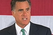 Romney tours battleground states