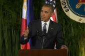 Obama announces targeted Russia sanctions
