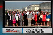 Interns wish The Daily Rundown a good...