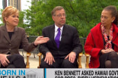 Panel: Birther talks back on forefront