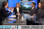 Panel: Who should be blamed for Romney's...
