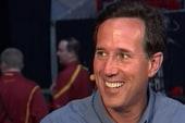 Santorum: 'We got what we hoped for'