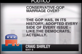 Conservatives question ties with GOP after...