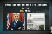 Ranking the Obama presidency