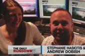 Good morning Daily Rundown from MSNBC...