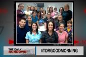 Good morning Daily Rundown from Kansas!