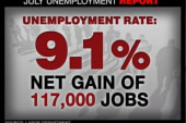 Zandi on jobs report: Better than expected