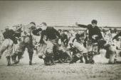 How Roosevelt saved football