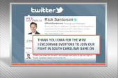 Santorum, not Romney, the Iowa caucus victor?