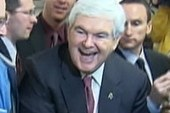 Gingrich's conservatism being defined by ...