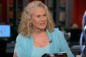 Carole King reflects on her music career...