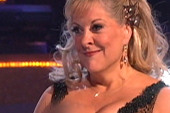 Nancy Grace denies wardrobe malfunction