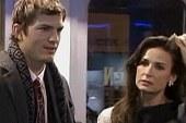 Break-up rumors swirl around Ashton, Demi