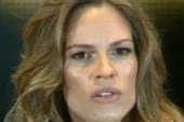 Hilary Swank sorry for Chechen appearance
