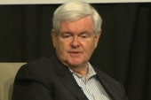 Gingrich talks about Sharpton on the...