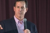 Santorum defends Satan comments