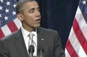 Obama continues message of fairness,...