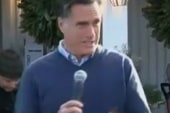 The Bain of Romney's existence?