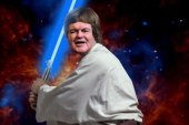 Gingrich's passion for space mocked