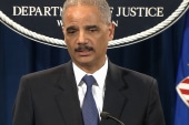 Attorney General Holder addresses AP...