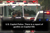 Capitol Hill car chase and shooting ensues