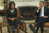 First lady speaks out for health care reform