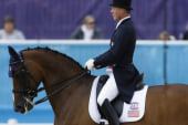 Romney's dressage horse makes Olympic debut