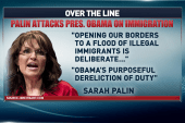 Sarah Palin: Impeach Obama over border crisis